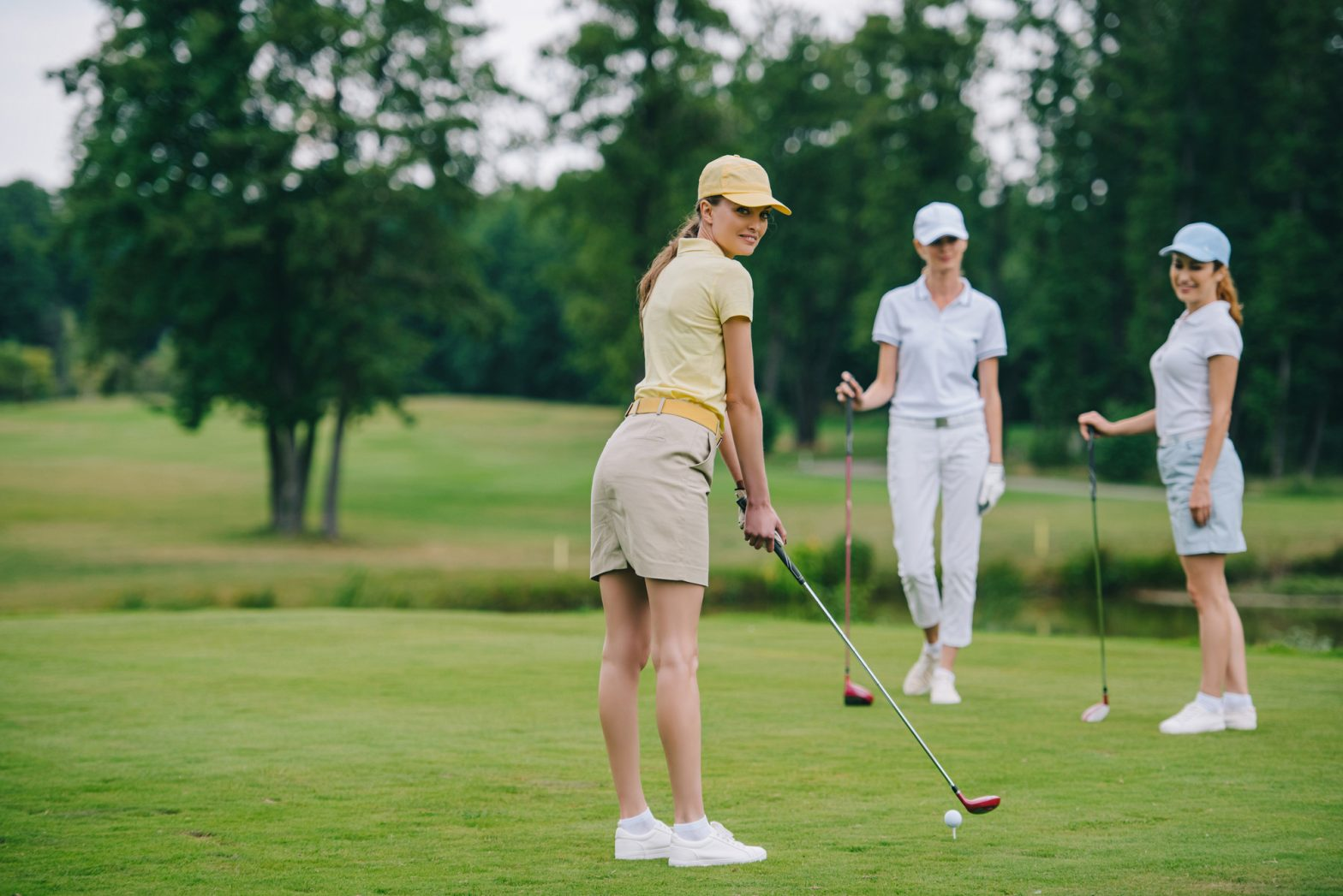 5 Health Benefits of Playing Golf